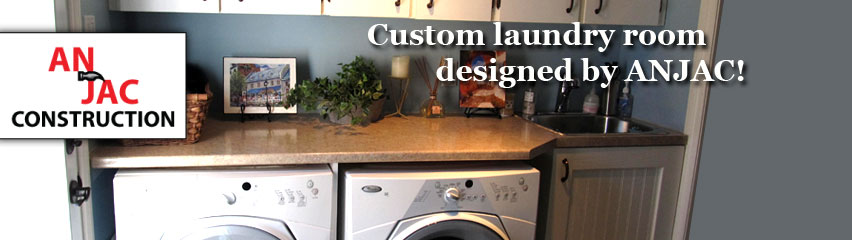 Laundry Room Renvoations